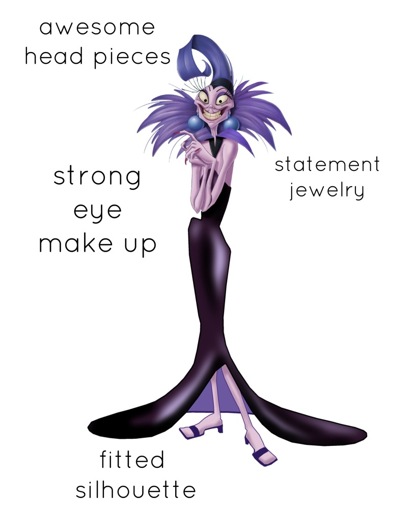 style break down yzma