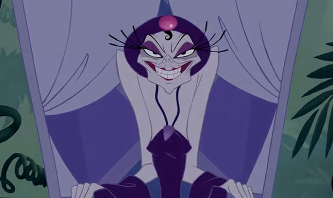 Yzma-smiling-while-traveling